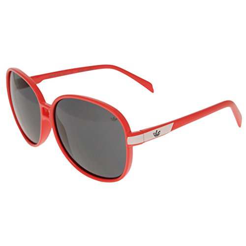 adidas Originals Damen Sonnenbrille Nizza red shiny