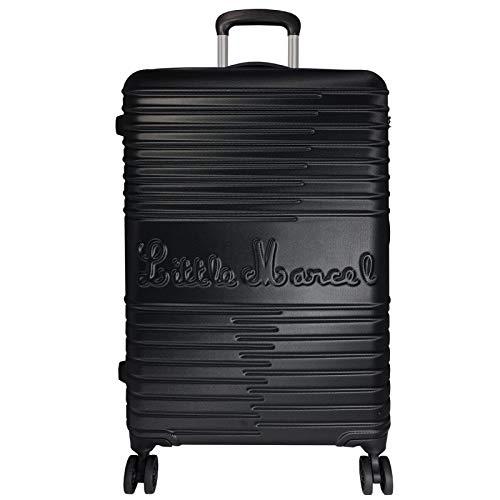Little Marcel 78 cm - Valise Rigide TSA ABS - Grande