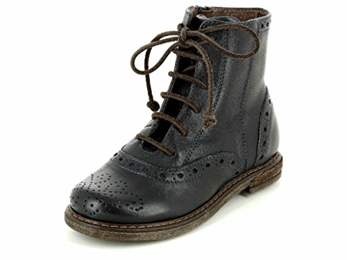 Stones and Bones Eseta 3182 dark blue Kinder Boot in Mittel Blau