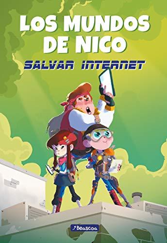 Salvar internet (Los mundos de Nico) (Pequeños youtubers) por Nicolás Segura