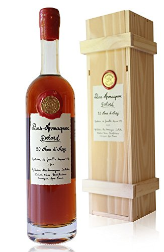 Armagnac - Delord - 20 Ans d ge - 70cl