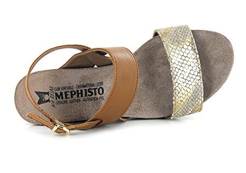MEPHISTO, BELANDA, SANDALO, PELLE Camel