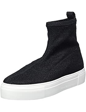 Kennel und Schmenger Schuhmanufaktur Big, Sneaker a Collo Alto Donna