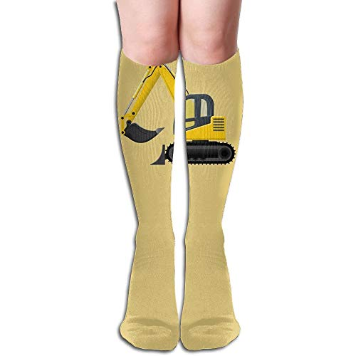 nnmaw Tube High Excavator Keen Sock Boots Compression Long Stockings for Athletics,Travel Socks
