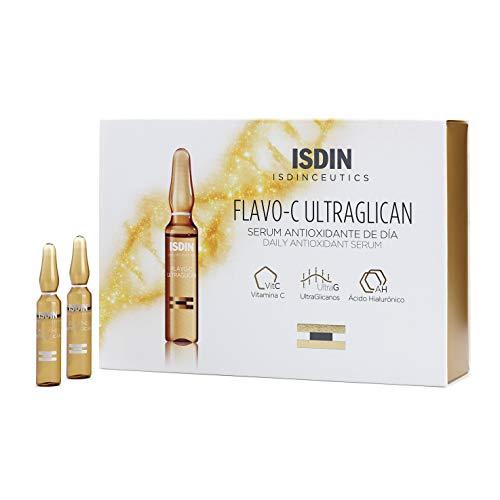 ISDIN Isdinceutics Flavo-C Ultraglican Serum Antioxidante De Día - 30