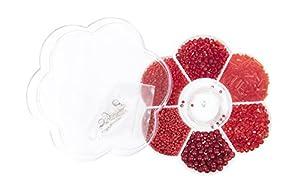 Egmont Toys- Abalorios, Color Rojo (E630304)