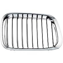 Van Wezel 646516 right Radiator Grille - 1 units