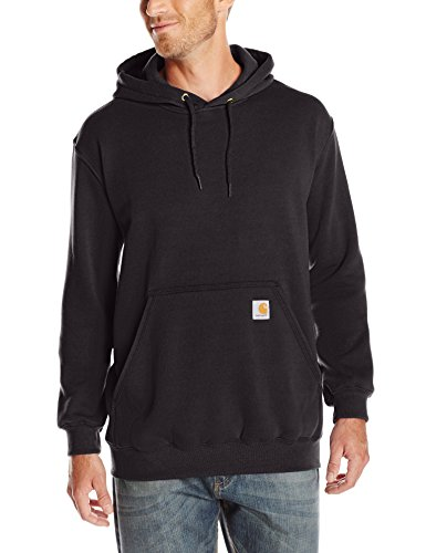 Carhartt Workwear Kapuzenpullover Hooded Sweater Original Fit, L, schwarz, K121BLK - Hooded Fashion Sweatshirt