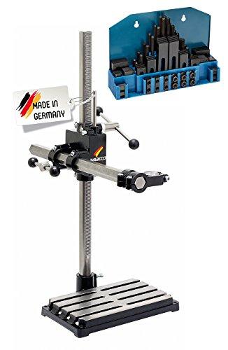 Preisvergleich Produktbild WABECO Bohrständer und Fräsständer Set 750-500 mm 2-teilig