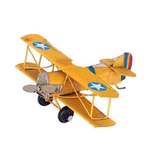 berry-presidentr-vintage-retro-wrought-iron-metal-propeller-airplane-plane-aircraft-handicraft-model