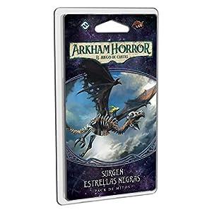 Fantasy Flight Games- Arkham Horror lcg - surgen Estrellas Negras - español, Color (FFAHC16)