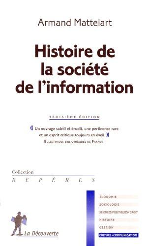 Histoire de la socit de l'information