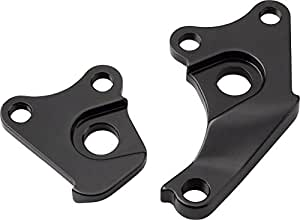 Surly MDS Ausfallenden 142x12mm Shimano Direct Mount 2 Stck. black