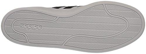 adidas Cloudfoam Advantage, chaussure de sport homme Blanc (Footwear White/Core Black/Footwear White)