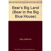 Bear's Big Band (Bear in the Big Blue House)