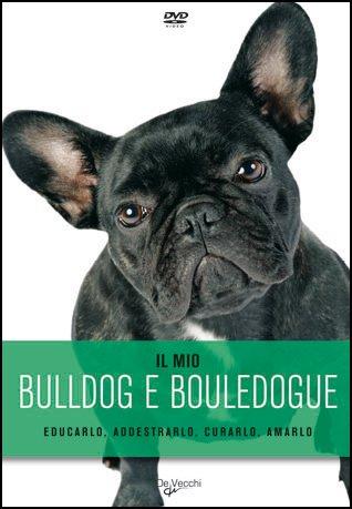 Il mio bulldog e bouledogue.  DVD + booklet in custodia