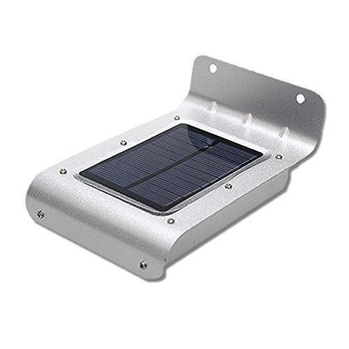 xiamenchangketongmaoyi Gartenleuchte Solar Solarlampen Garten Solar-Außenleuchten Solar Zaunpfosten Lichter LED Solarleuchten im Freien