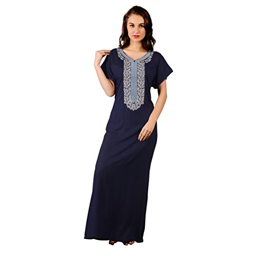 c728948c79 Farry 9854632147593 Sleepwear Nightgowns Provides Fashionable Breathable-  Price in India
