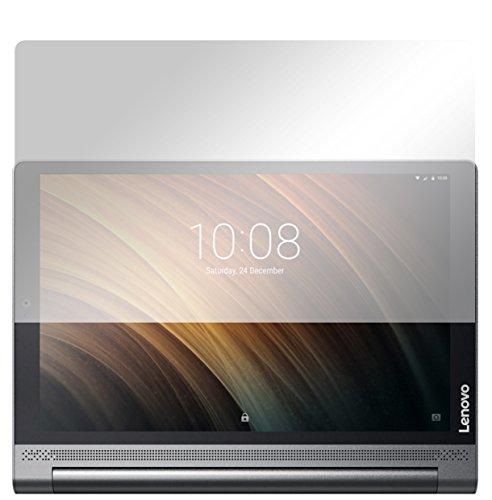 "Preisvergleich Produktbild 2 x Slabo Displayschutzfolie Lenovo Yoga Tab 3 Plus 10"" Displayschutz Schutzfolie Folie ""Crystal Clear"" unsichtbar MADE IN GERMANY"