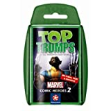 Top Trumps Marvel Comic Helden 2