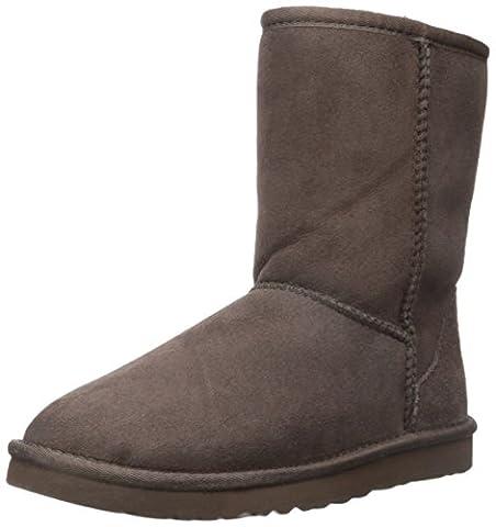 Ugg Australia Classic Short II, Women's Boots, Chocolate Brown, 4.5 UK (37 EU)
