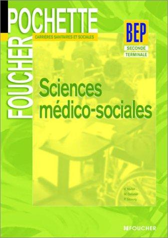Sciences médico-sociales, BEP CSS