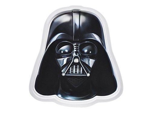 Home Star Wars Teller Dekor Darth Vader, Melamin, mehrfarbig, 25x 20x (Home Wars Star)