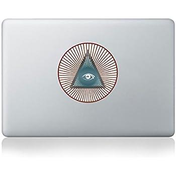 13 pouces et 15 pouces Autocollant en Vinyle pour Macbook Two Tone Camper Van Macbook Sticker