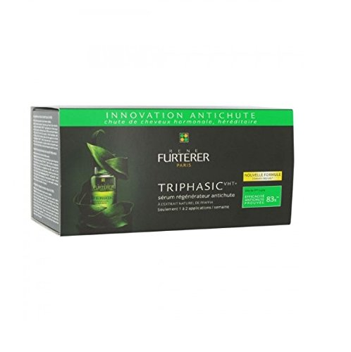 Scheda dettagliata RENE FURTERER Triphasic VHT+ 8 Flaconi Monodose da 5,5 ml.