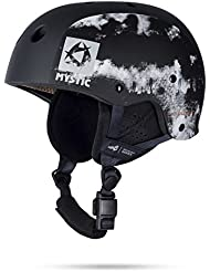 2017 Mystic MK8 X Helmet With Ear Pads Grey 160650 Size - - Large