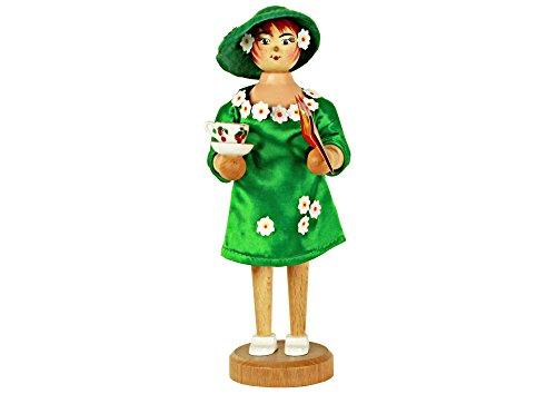 Preisvergleich Produktbild Unbekannt Yvonne von der Olsenbande ALS Räuchermann / Räucherfrau - Handarbeit - Restposten / Lagerräumung