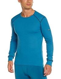 Odlo - Camiseta interior para hombre, tamaño 36 / 38 (S), multicolor