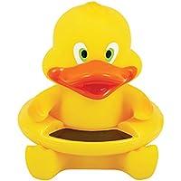 Newin Star Termómetro de Agua,Termómetro para baño con diseño de Animal Lindo Termómetro baño para bebé (Pato)