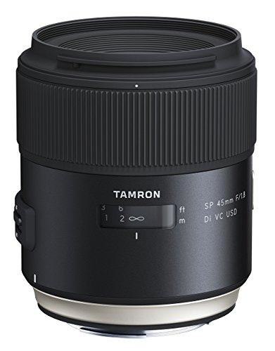 Tamron Objectif SP 45mm F/1.8 Di VC USD (Modèle F013) - Monture Canon