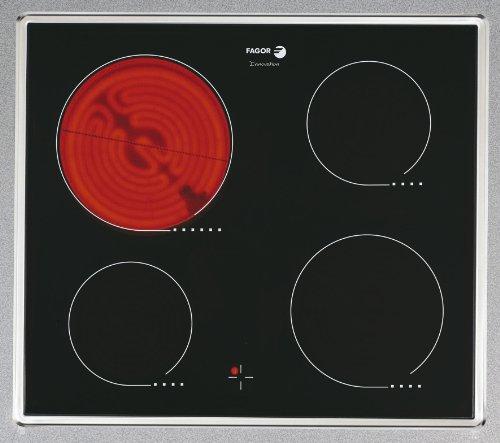 Fagor 2VFP-400X Integrado Cerámico - Placa Integrado
