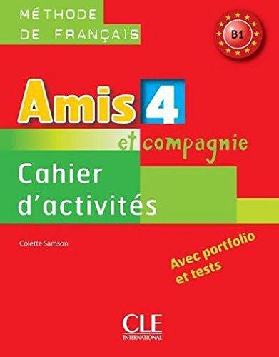 """<a href=""""/node/5208"""">Amis et compagnie 4: cahier d'activités</a>"""
