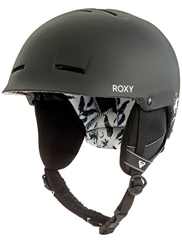 Roxy ERJTL03031 Casque de Snowboard/Ski Femme True Black Love Letter M