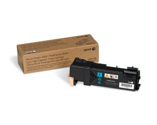 Xerox 106R01591 Cyan Toner Cartridge lowest price