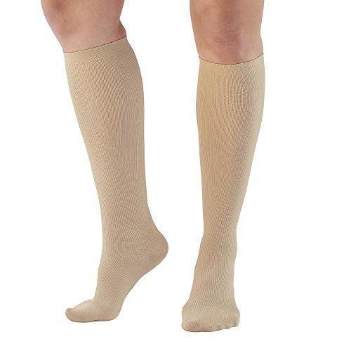 Ames Walker Damen AW Style 110Hosen-Kompression Knie Hohe Socken–15–20mmHg Nylon/Spandex 110tw-p