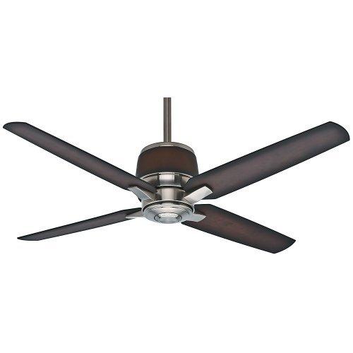 Casablanca Fan Company 59123 Aris 54-inch Brushed Nickel Ceiling Fan with Mayse Blades by Casablanca - Casablanca Fan Blade
