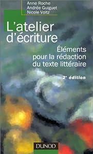 """Afficher """"Atelier d'écriture (L')"""""""