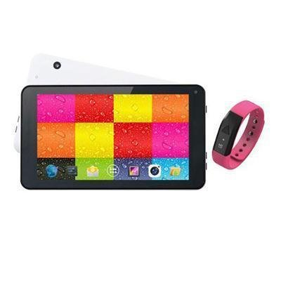 SUPERSONIC sc6207fitpk 17,8 cm Deut Tablet und Pink Fit Band