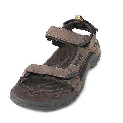 Teva Herren M Tanza Leather Sandalen Trekking-& Wanderschuhe