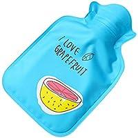 Xuniu Heißwasserbeutel, Cartoon Gestreift Handliche PVC Wassergefüllte Art Handwärmer Verdicken Flaschenbehälter... preisvergleich bei billige-tabletten.eu
