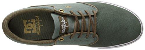 Chaussures De Patinage Mikey Taylor Vulc Mikey Taylor Signature Pour Homme, Bordeaux, 10 M Us Olive
