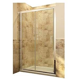 neuer ffnung 1700mm nische einzel schiebet r dusche duschabtrennung glas links rechts. Black Bedroom Furniture Sets. Home Design Ideas