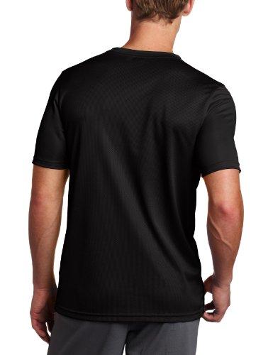 Puma - Maglietta sportiva - Maniche corte  -  uomo Black-White