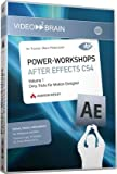 Power-Workshops After Effects CS4 Vol.1