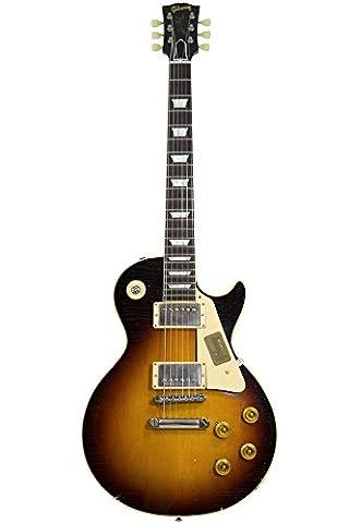 Gibson 1958 Les Paul True Historic - Reissue Aged - Dark Burst