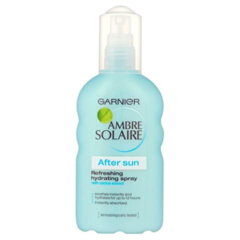 Ambre Solaire After Sun Spray